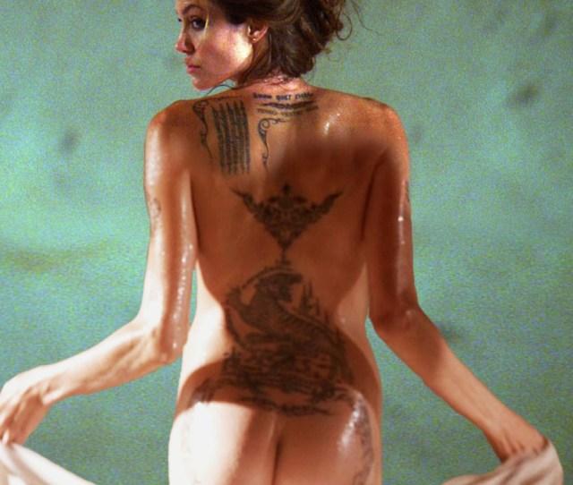 Angelina Jolie Naked The Fappening Leaked Photos