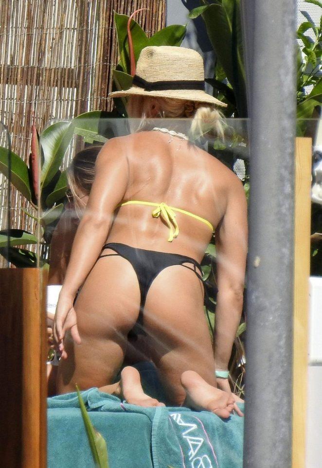 Gabby Allen Bikini 5