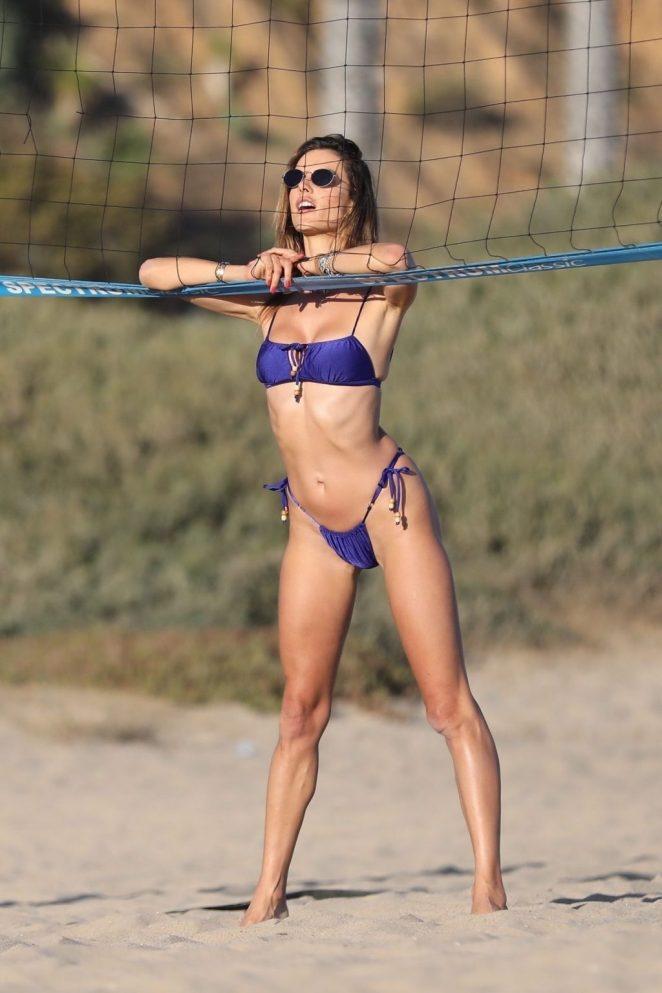 Alessandra Ambrosio Bikini 2