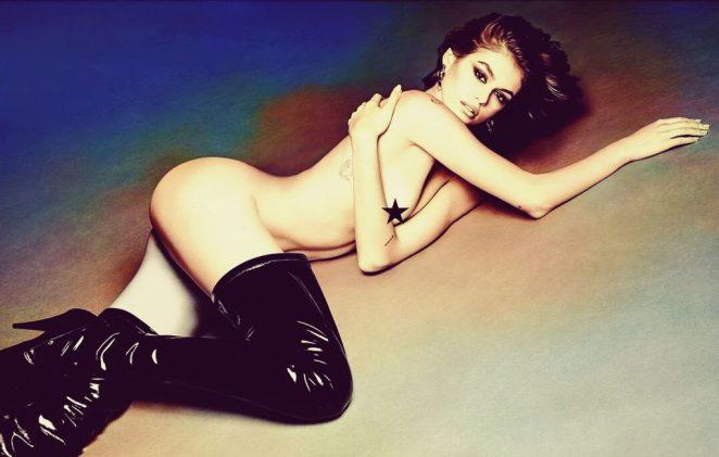 Kaia Gerber Naked 4