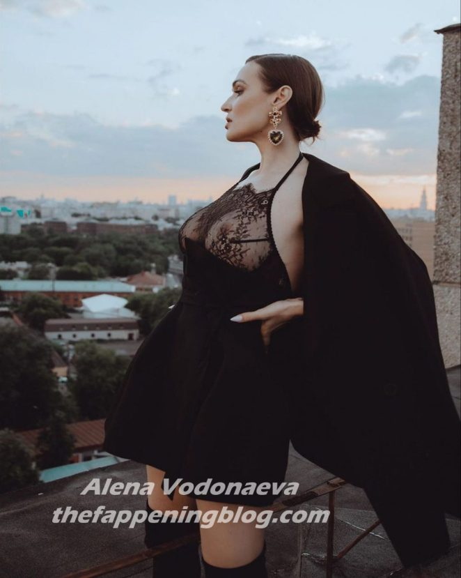 Alena Vodonaeva See-Through 3