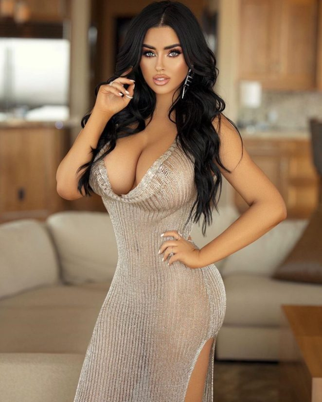 Abigail Ratchford Naked 3