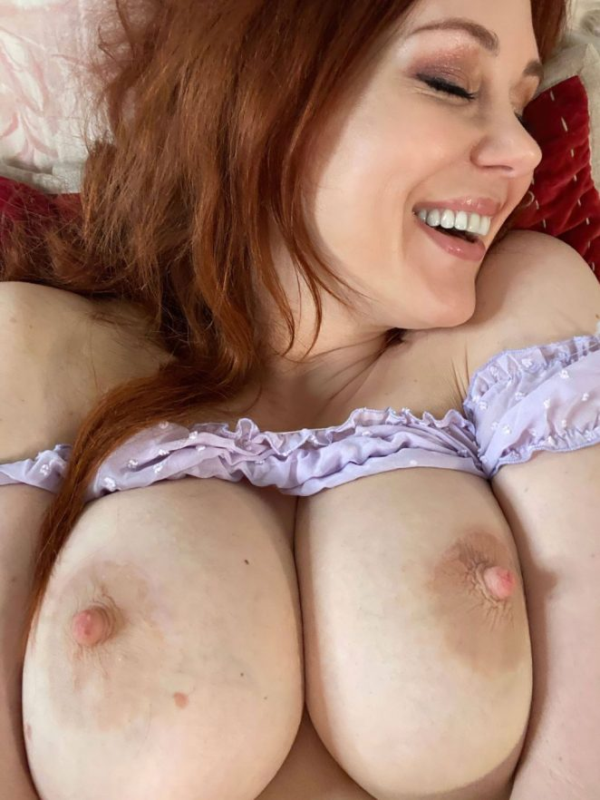 Maitland Ward Topless 2