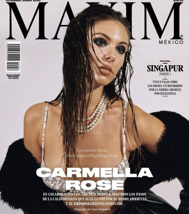 Carmella Rose Sexy 6