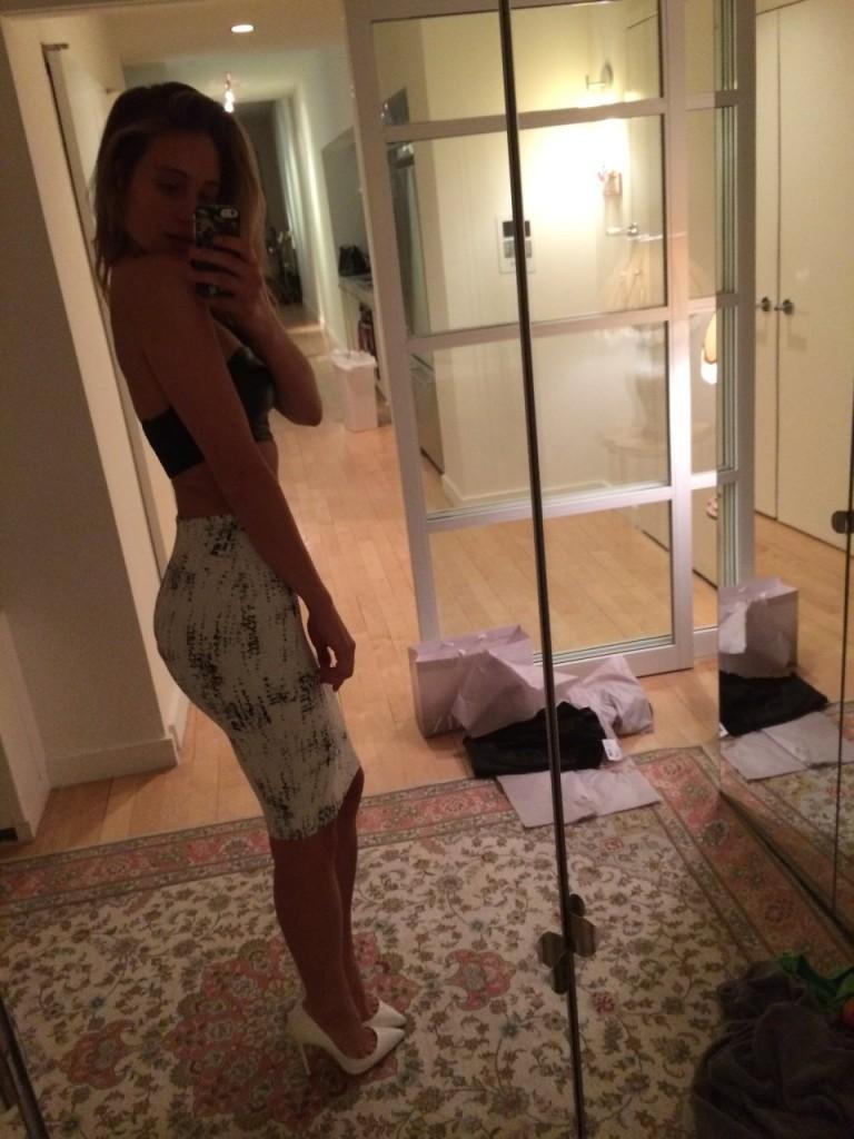Hannah Davis Naked Leaked Fappening (16 Photos)