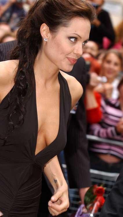 Angelina Jolie Naked (42 Photos)