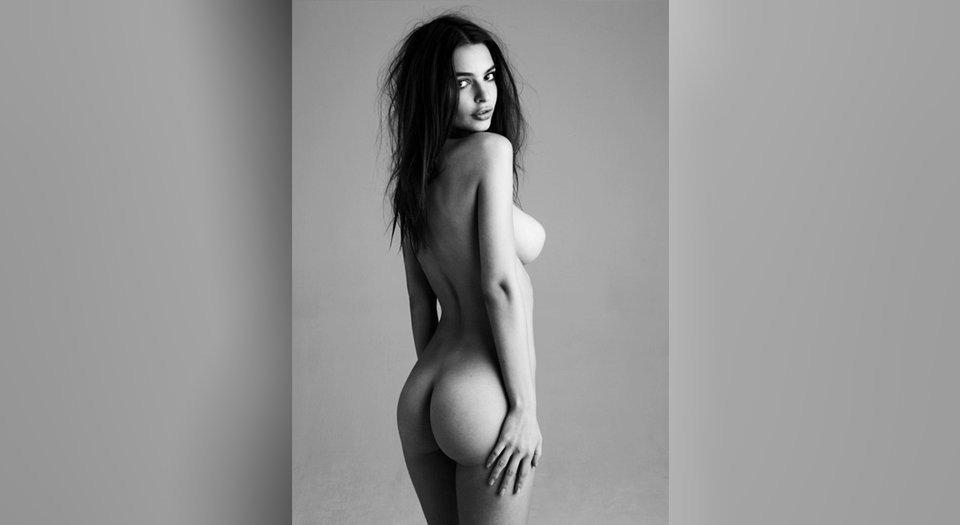 Emily Ratajkowski Naked (6 Photos)