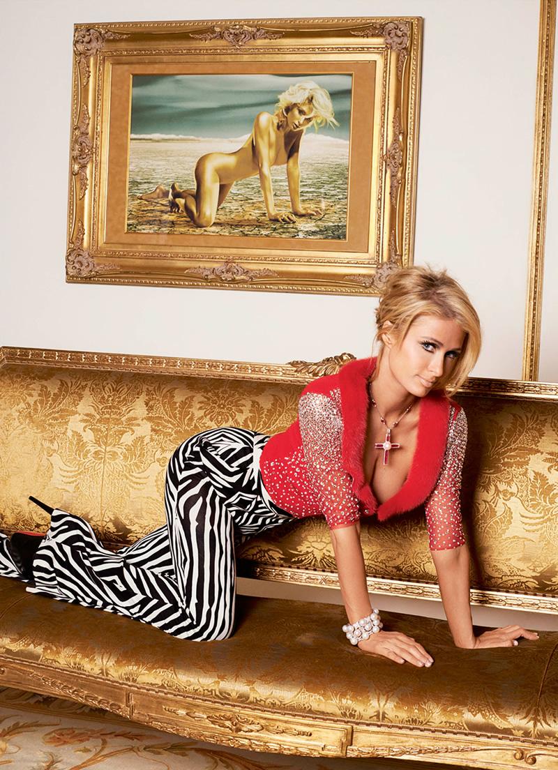 Paris Hilton Sexy (10 Photos)