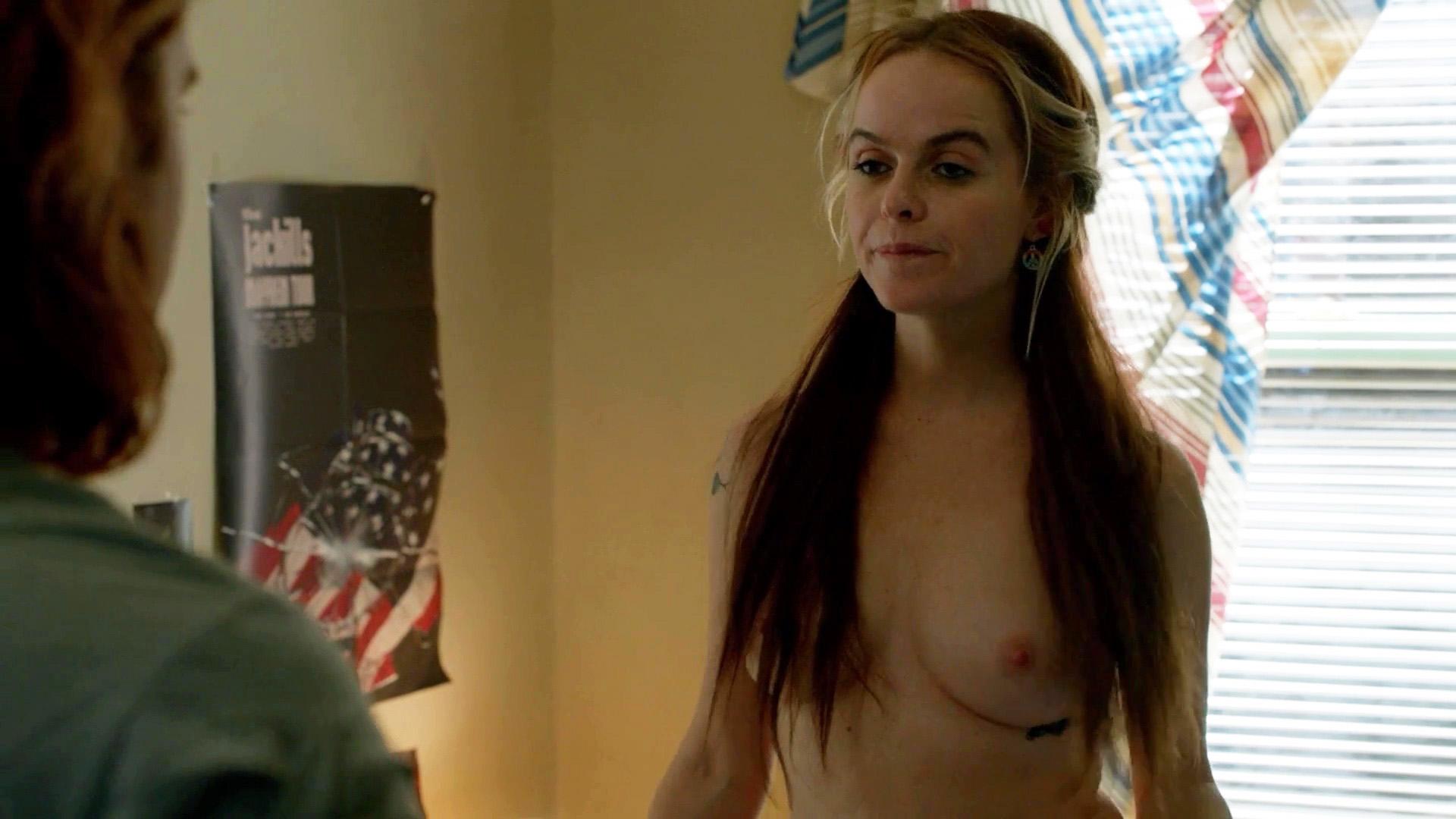 Taryn Manning Topless (9 Photos)