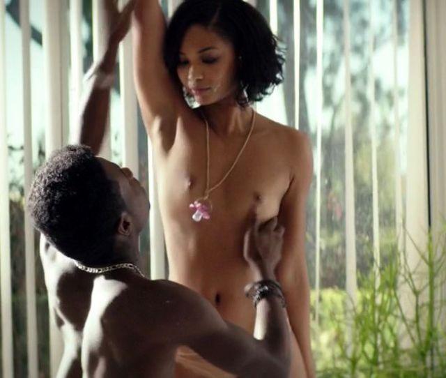 Tits Chanel Iman