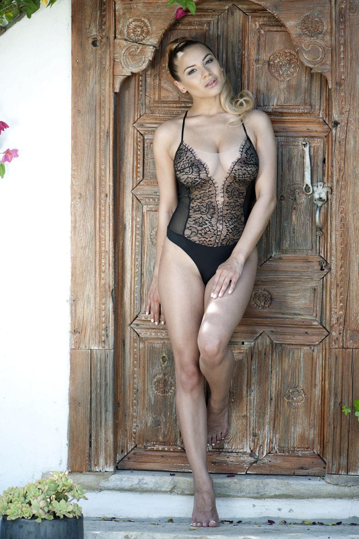 Lacey Banghard See Through (3 Photos)