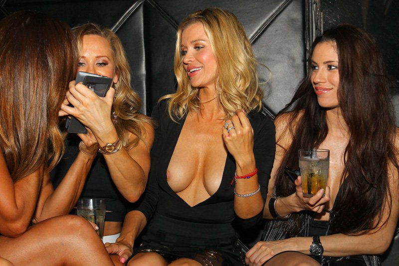 Joanna Krupa Nipple Slip (3 Photos)