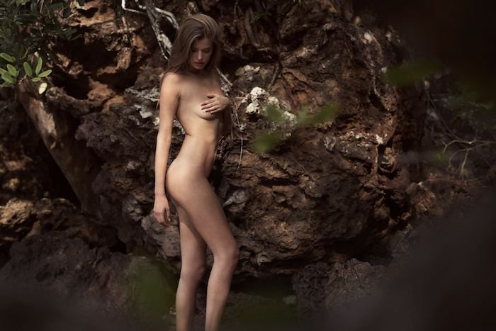 Frederikke Winther Nude (5 Photos)