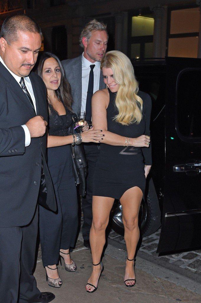 Jessica Simpson See Through (52 Photos)