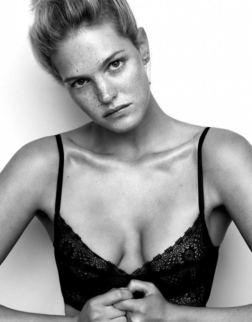 Erin Heatherton Sexy & Topless (6 Photos)