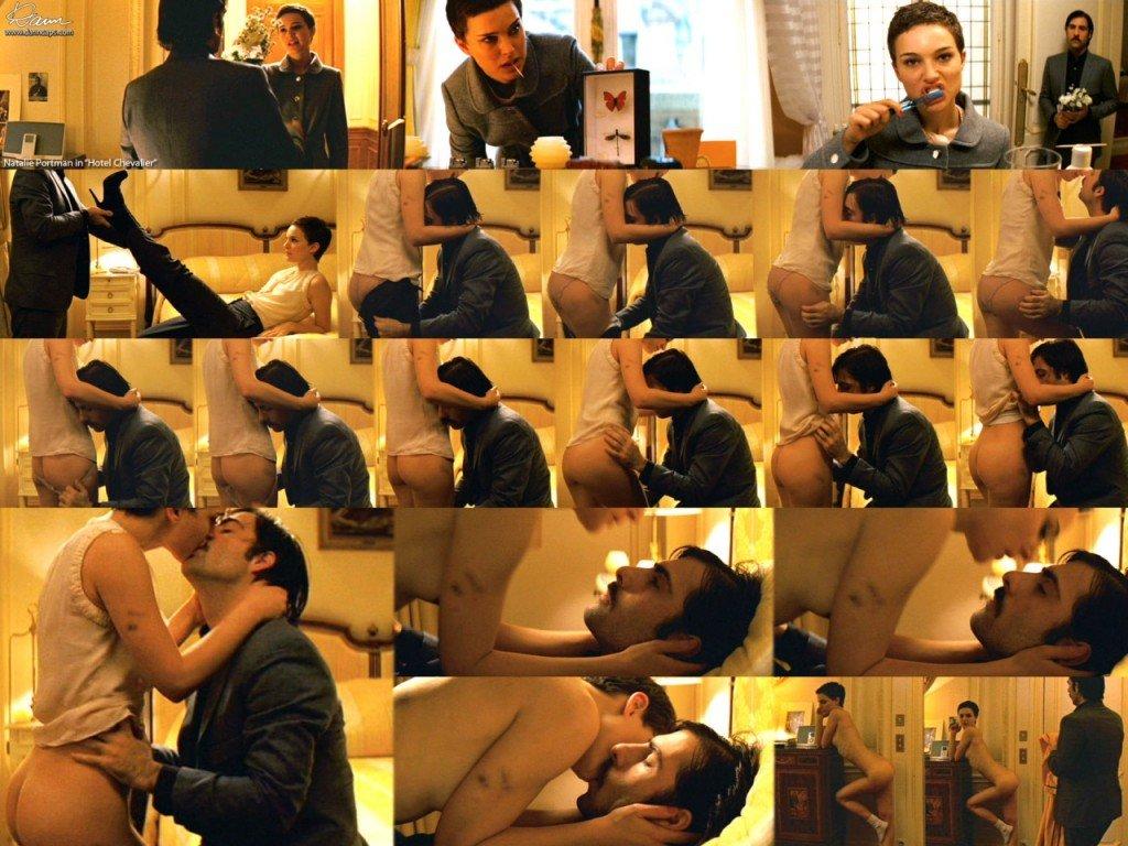 Natalie Portman Nude (1 GIF + 10 Photos & Video)