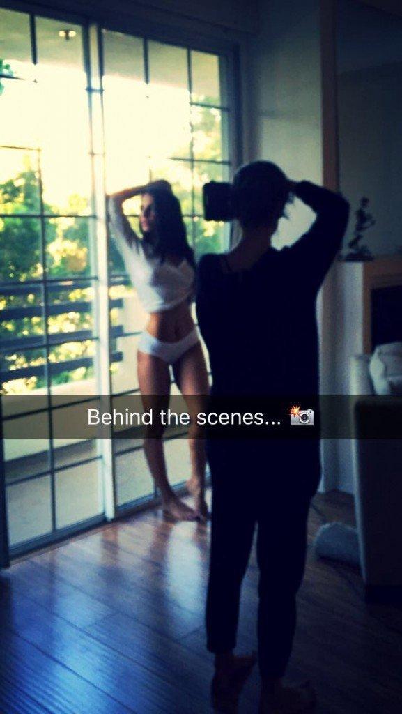 Jessica Lowndes Sexy (3 Photos)