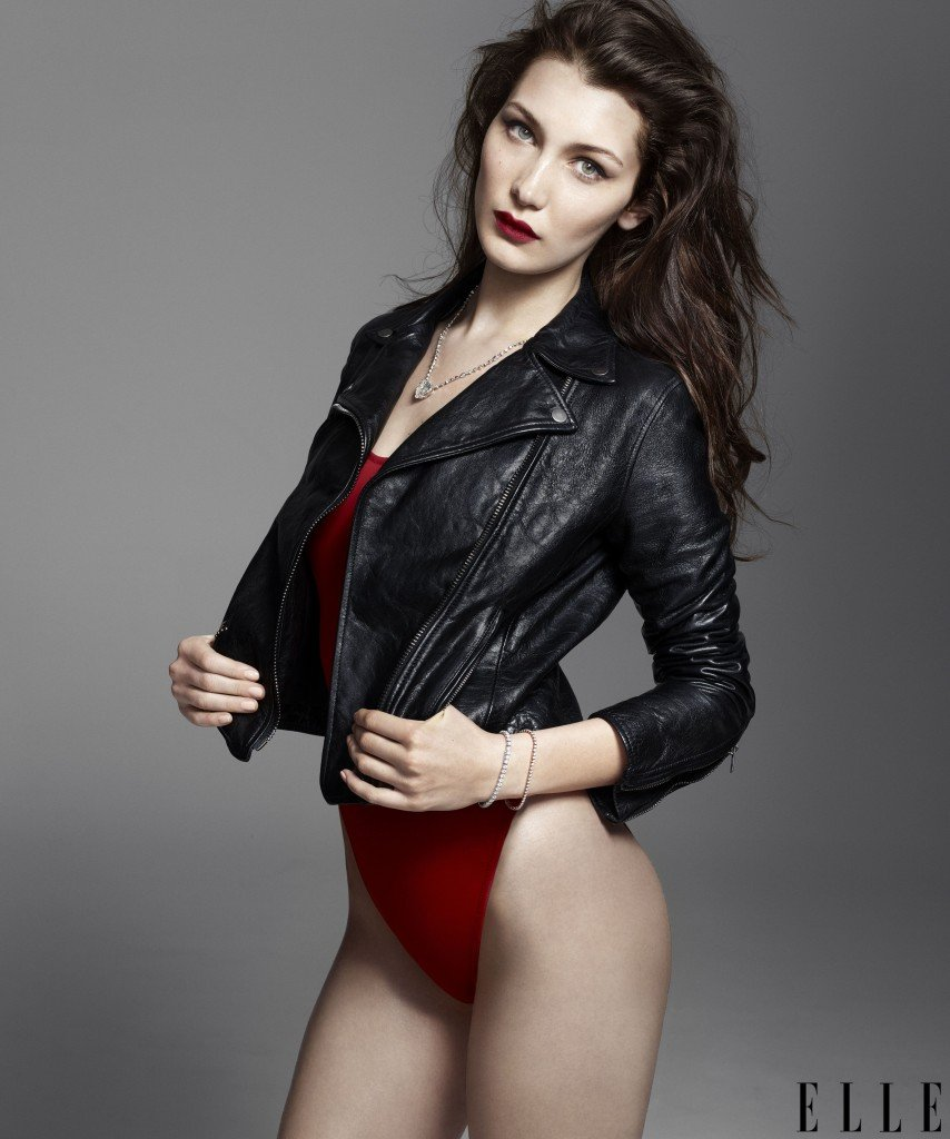 Bella Hadid Sexy (4 Hot Photos)