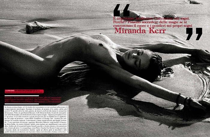 Miranda Kerr Topless (7 Photos)