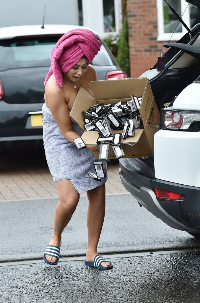 Chloe Ferry Nude (36 Photos)