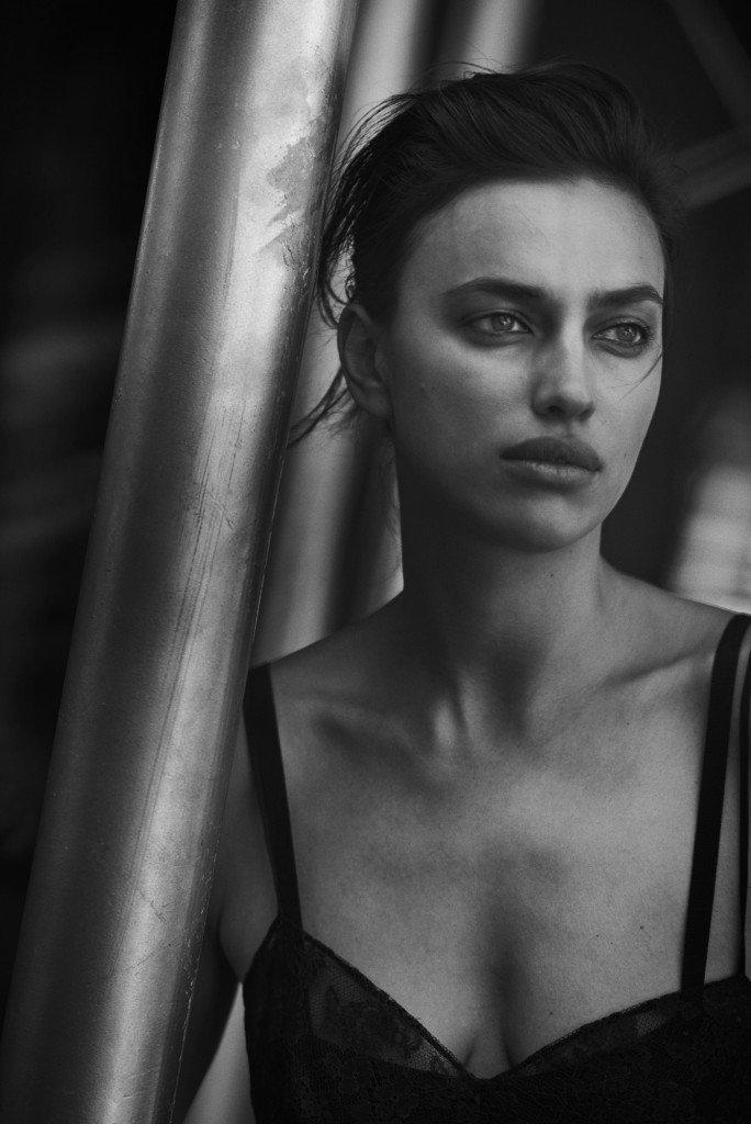Irina Shayk See Through (1 Photo)