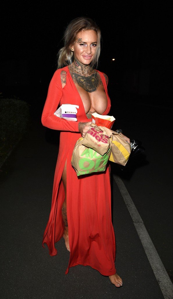 Jemma Lucy Cleavage (62 Photos)