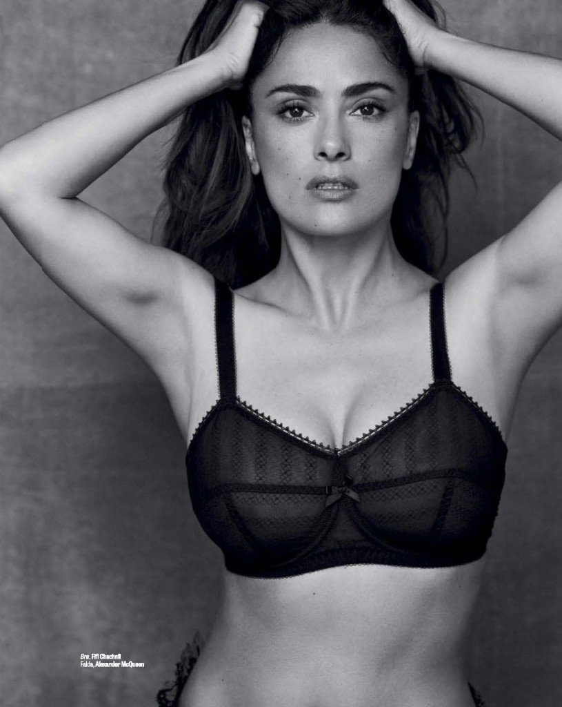 Salma Hayek Sexy (7 Photos)