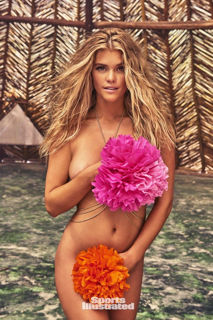 Nina Agdal Sexy – 2017 'Sports Illustrated' Swimsuit Issue