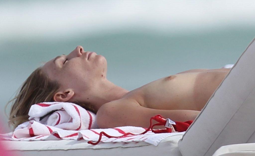Brianna Addolorato Sexy & Topless (12 Photos)