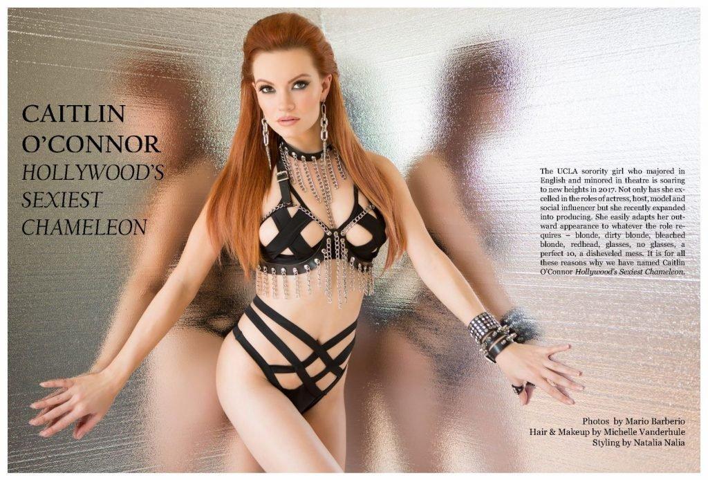Caitlin O'Connor Sexy (6 New Photos)