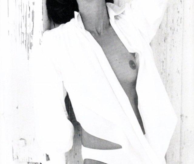 Famke Janssen Sexy Topless 8 Photos