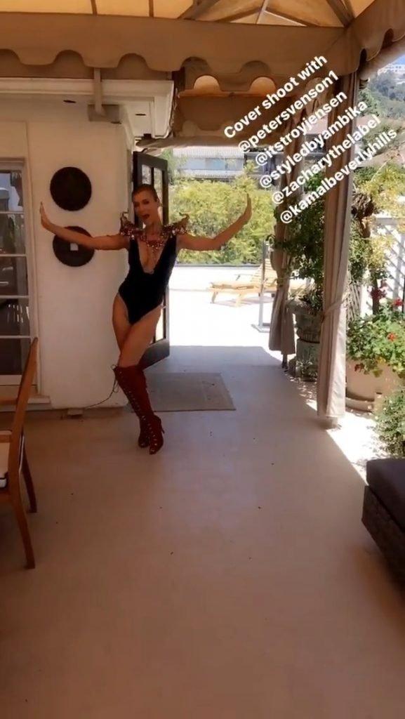 Joanna Krupa Sexy (12 Pics + Gif)