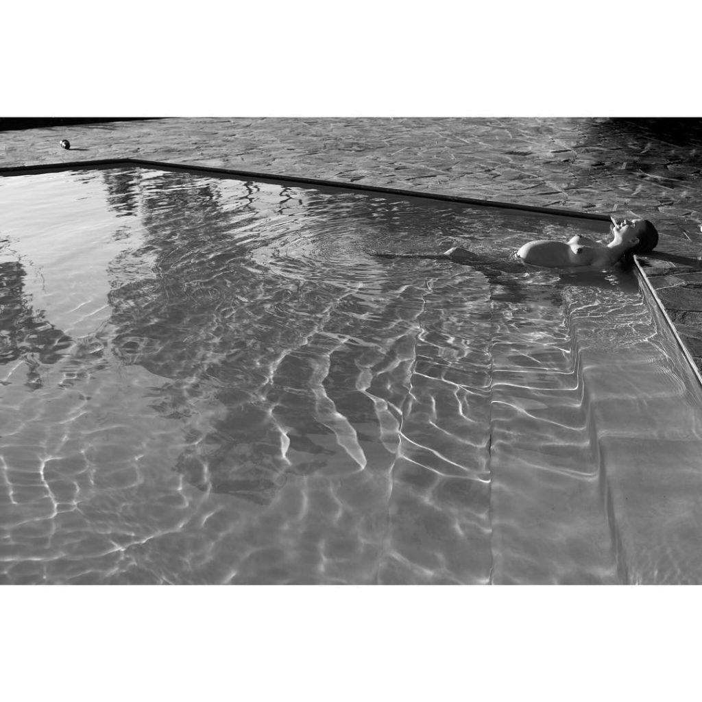 Behati Prinsloo Levine Topless (1 Photo)