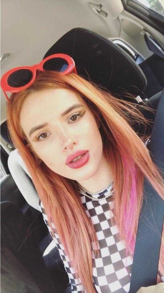 Bella Thorne Sexy (7 Photos + Video)