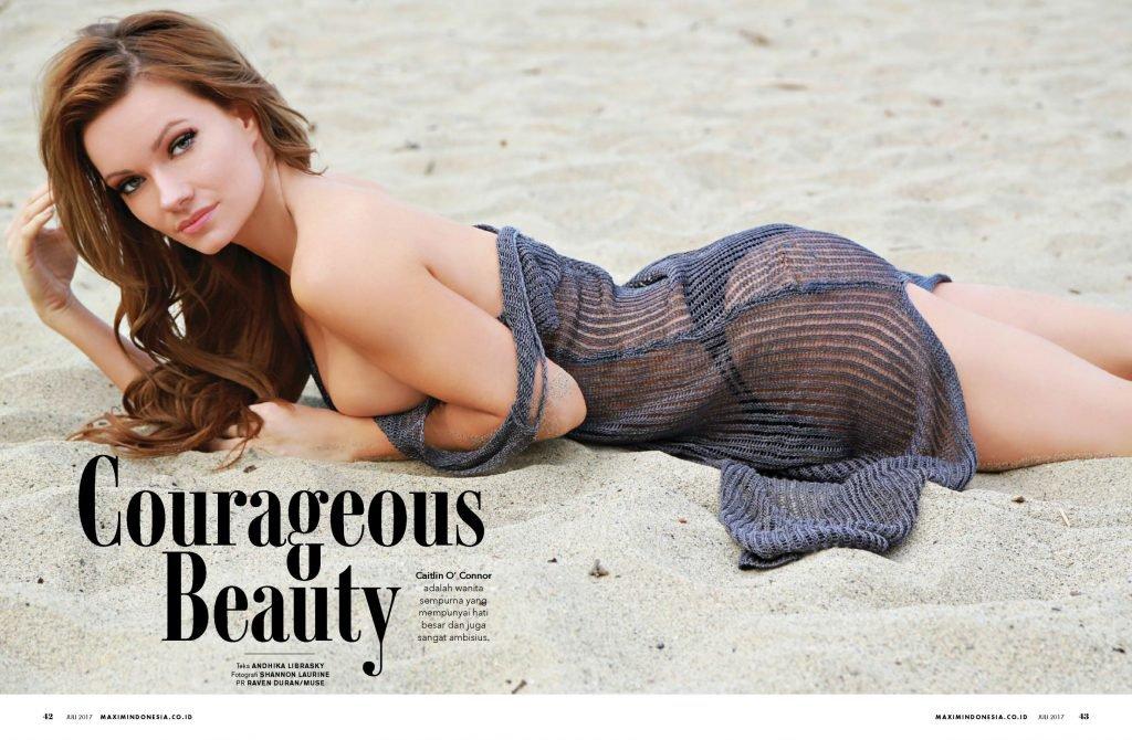 Caitlin O'Connor Sexy (10 Photos)