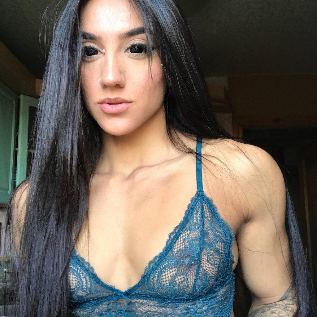 Bakhar Nabieva See Through & Sexy (14 Photos)