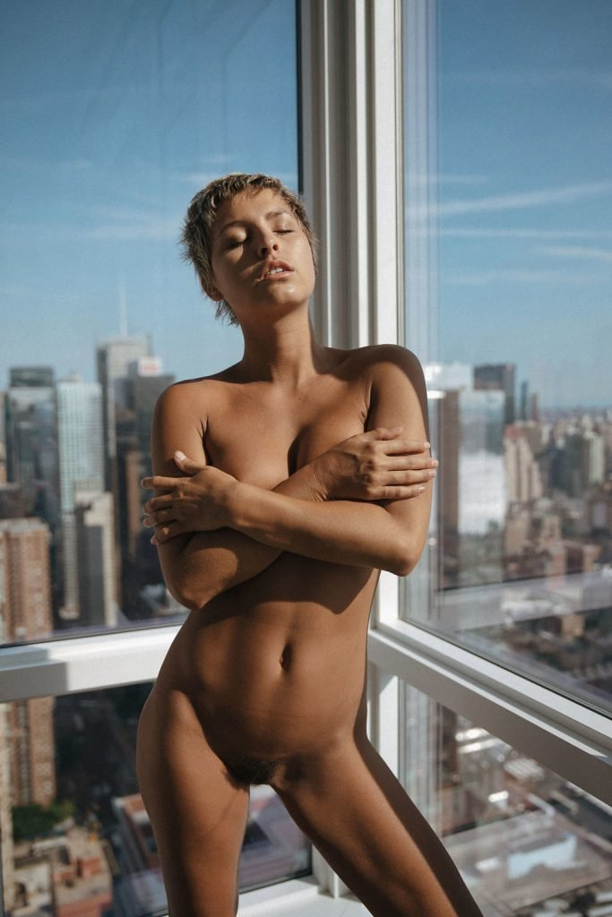 Marisa Papen Naked (9 New Photos)