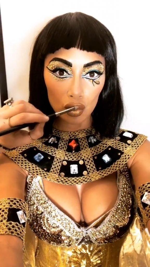 Nicole Scherzinger Sexy (42 Photos + Gif & Video)