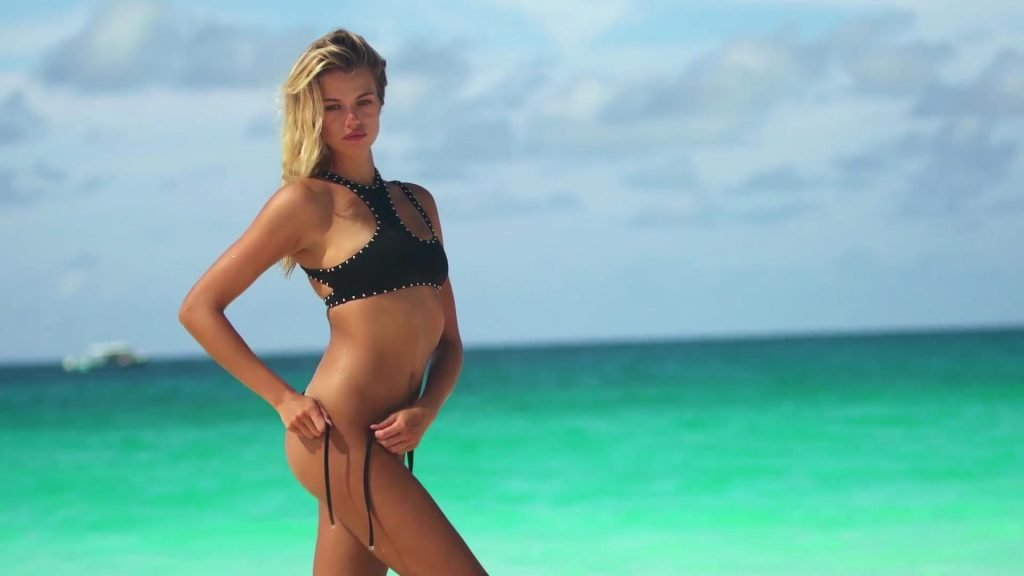 Hailey Clauson Intimates – 2018 Sports Illustrated Swimsuit Issue (51 Pics + Gifs & Video)