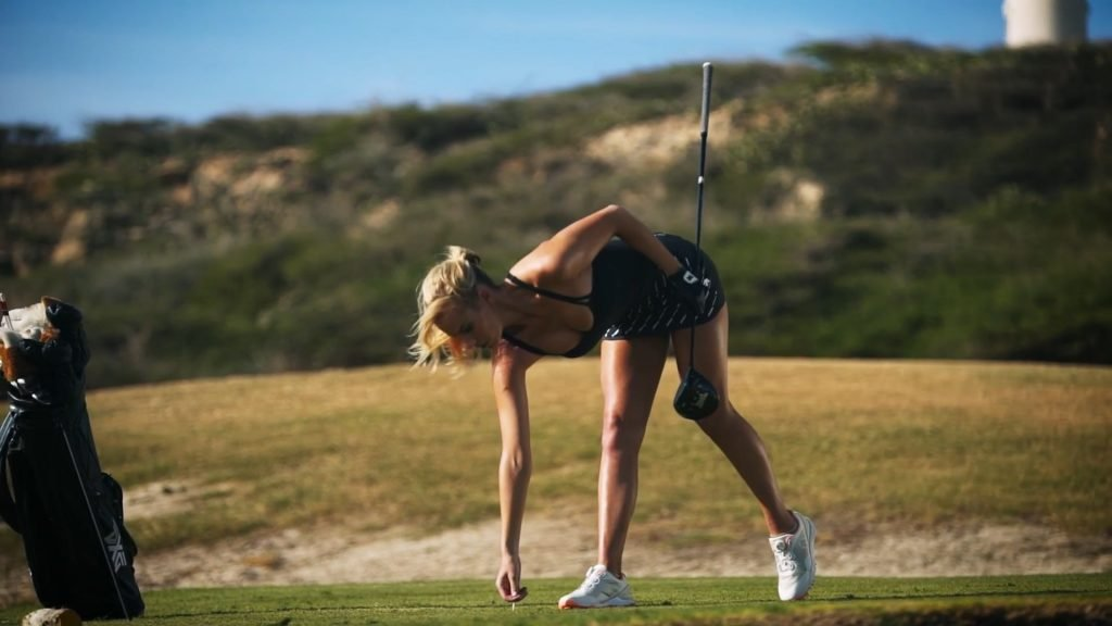 Paige Spiranac Sexy (24 Pics + Gifs & Video)