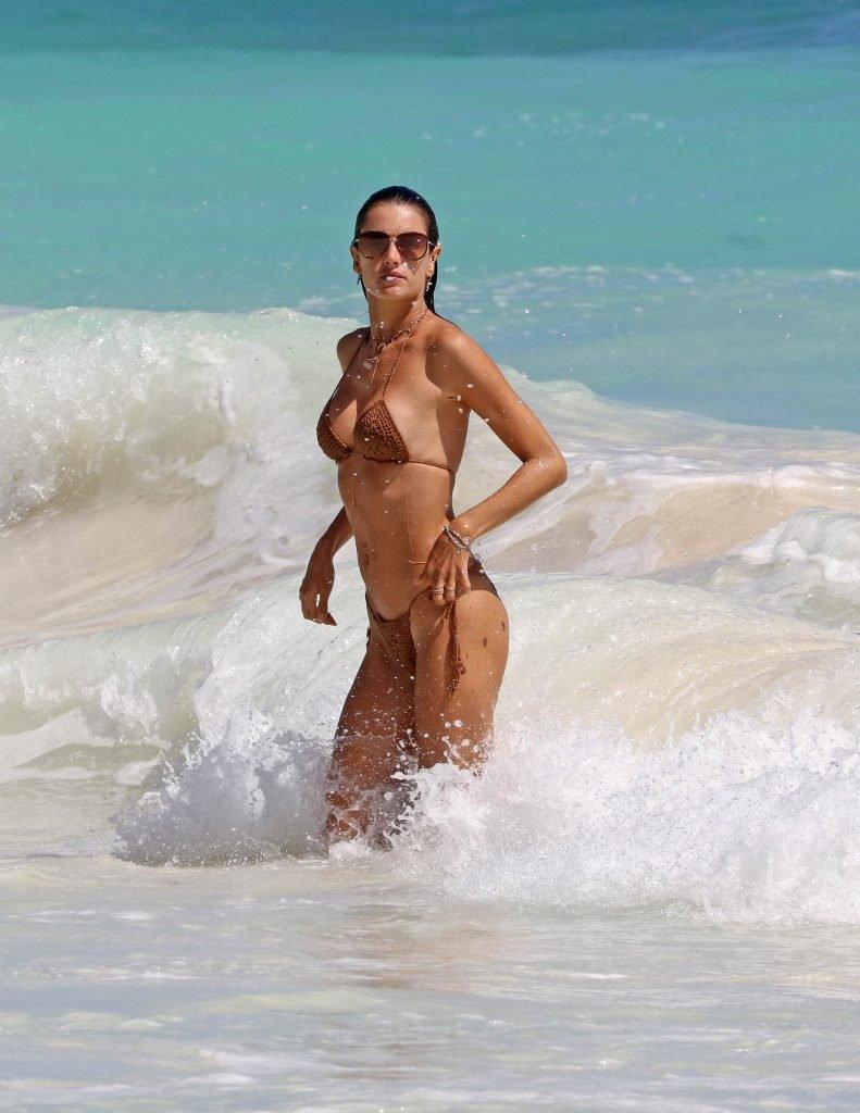 Alessandra Ambrosio Sexy (23 New Photos)