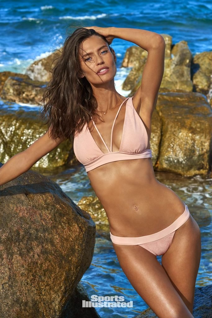 Wallpaper Brazil Girl Bianca Balti 2018 Sports Illustrated Swimsuit Issue