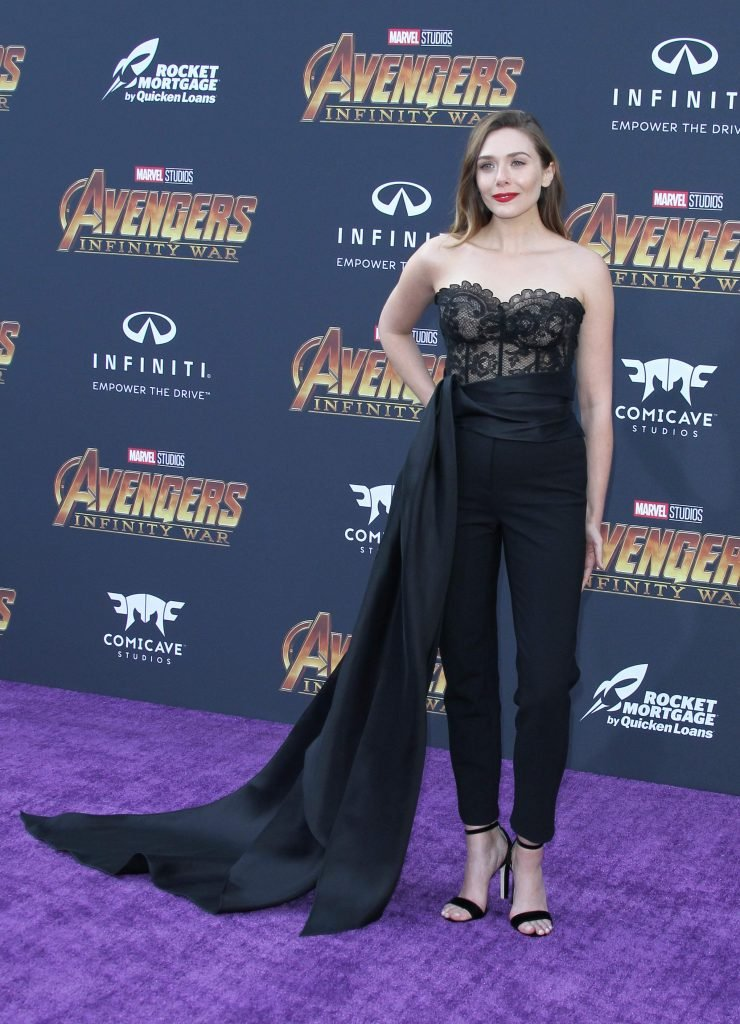 Elizabeth Olsen Sexy (100 Photos + Video)
