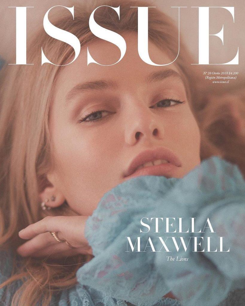 Stella Maxwell See Through & Sexy (5 Photos)