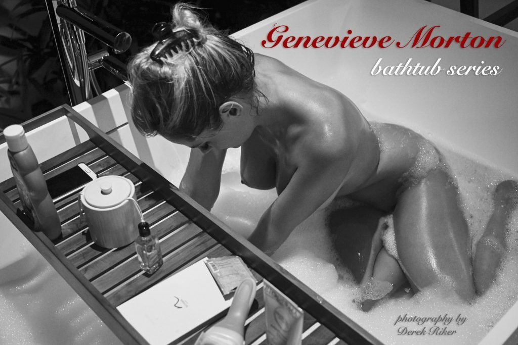 Genevieve Morton Naked (2 Hot Photos)