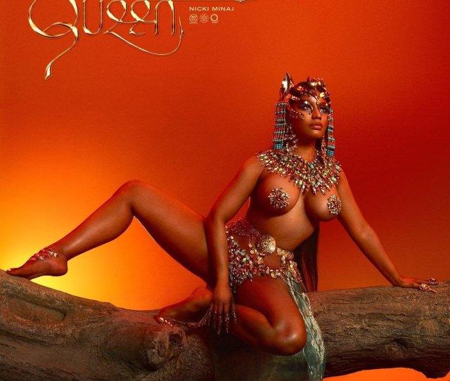 Nicki Minaj Topless 1 Pic