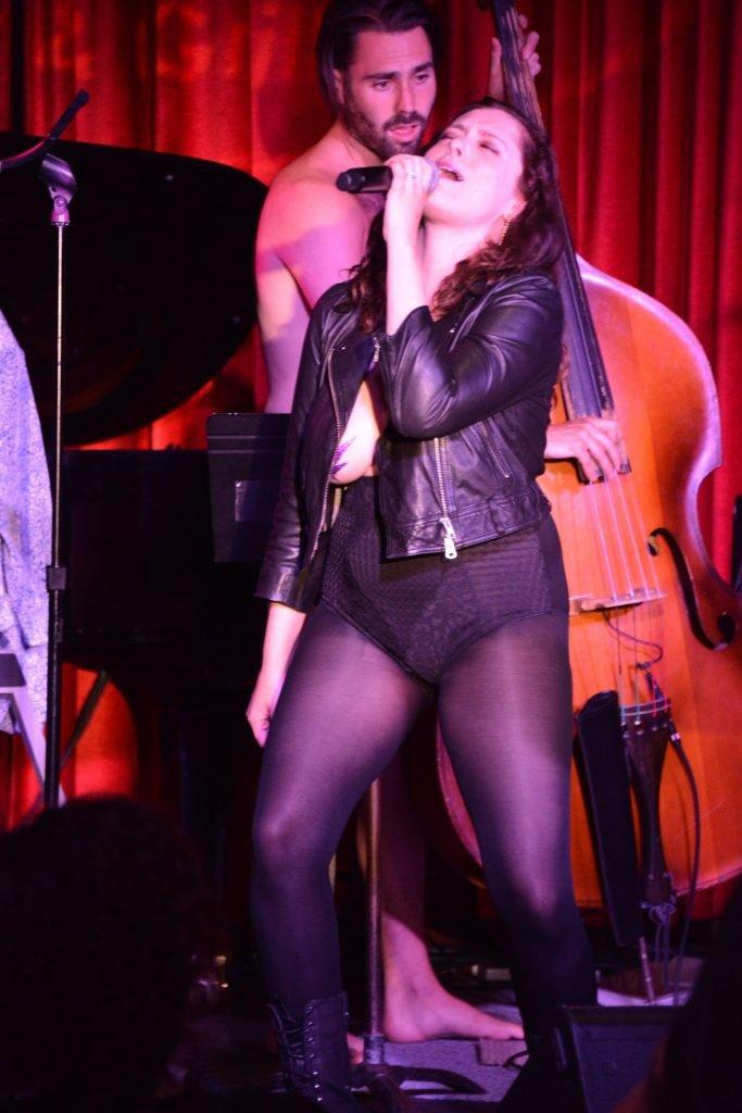 Rachel Bloom Topless (8 Photos)