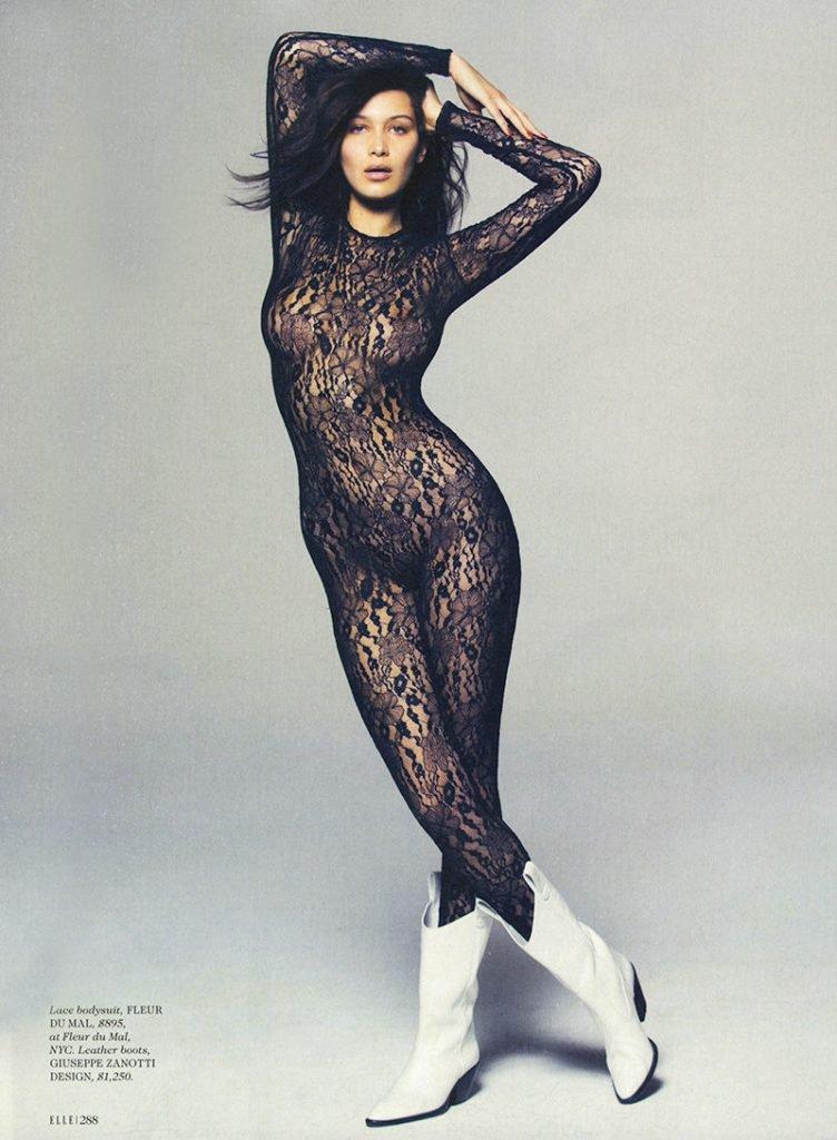 Bella Hadid Ultimate Nude Collection (200 Photos)