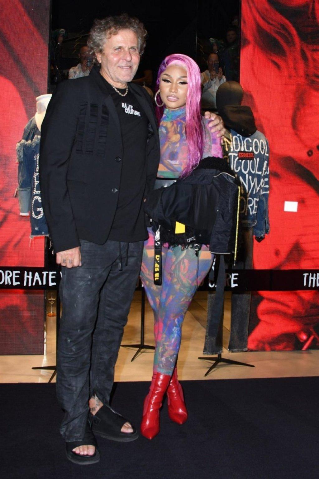 Nicki Minaj See Through (63 Photos + Video)