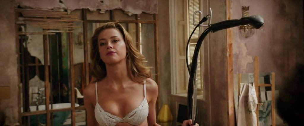 Amber Heard Nude & Sexy – London Fields (51 Pics + GIF & Video)